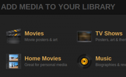 Plex Media Manager - Add Media To Your Library