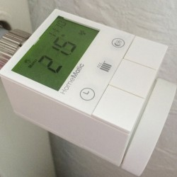 HomeMatic Funk-Heizkoerperthermostat HM-CC-RT-DN