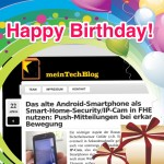 meintechblog happy birthday