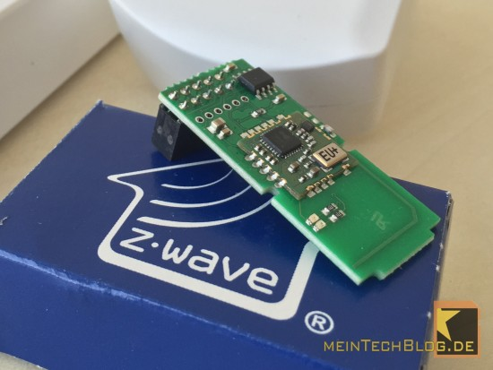 Z-Wave Gateway Razberry